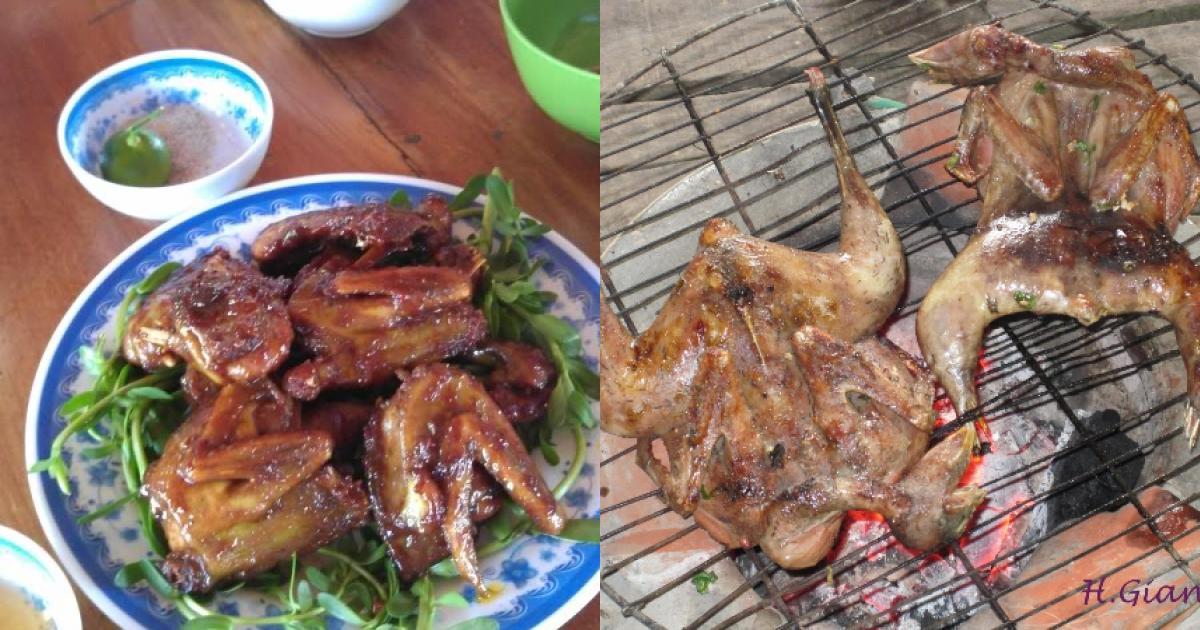 Về miền Tây thưởng thức thịt cúm núm