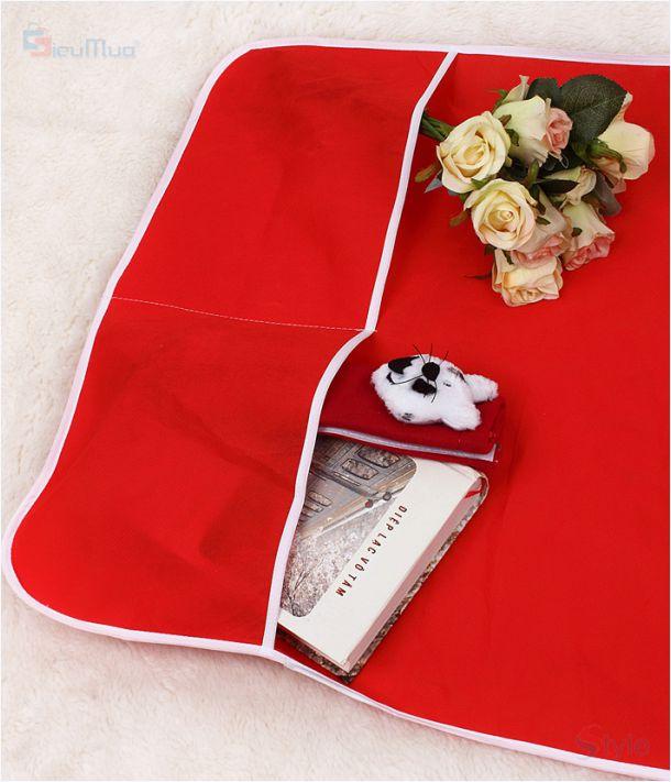 Combo Bao phủ tủ lạnh   Tay cầm tủ lạnh   Dao gấp tiện dụng - Hình 6