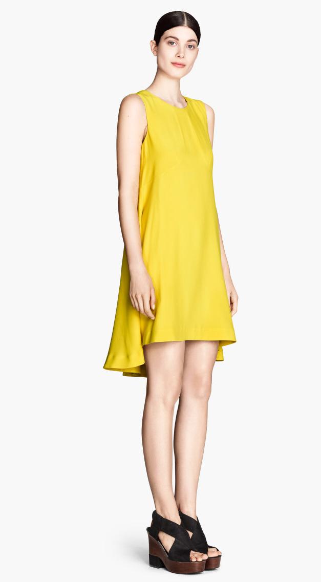 7 mẫu váy H&M cho công sở cả tuần rực rỡ - Hình 1