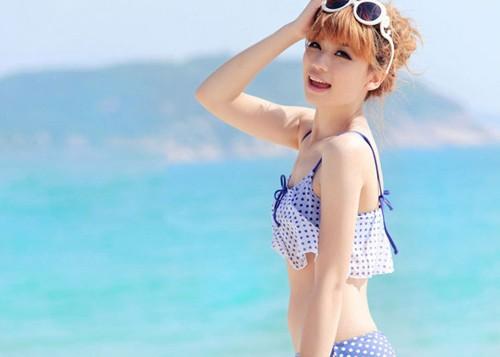Bí quyết tự tin diện bikini ngày hè - Hình 3