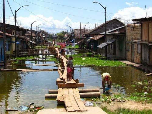 Ấn tượng thành phố nằm giữa rừng Amazon - Hình 4