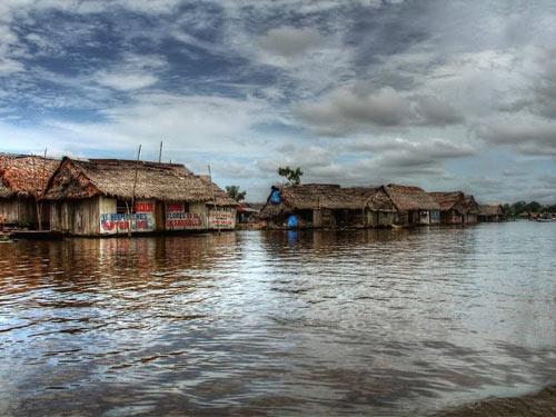 Ấn tượng thành phố nằm giữa rừng Amazon - Hình 6