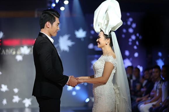 Phương Thanh lần đầu làm vedette, được Nam Thành cầu hôn trên sân khấu - Hình 2