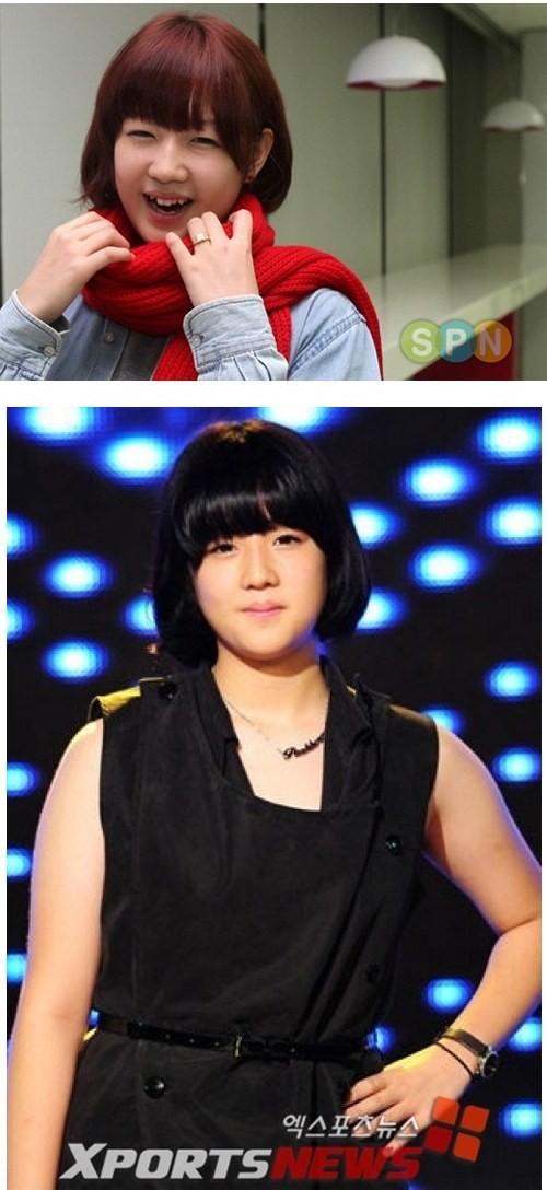 Kỳ tích giảm cân tự nhiên của 4 idol xứ Hàn - Hình 1