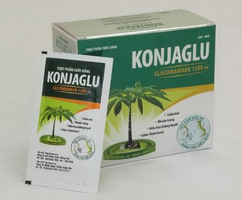 Ăn kiêng với chất xơ hòa tan Konjaglu - Hình 3