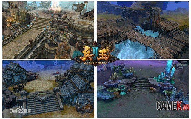 Binh Vương 2 - Game 3D có hệ thống quốc chiến hoành tráng - Hình 2