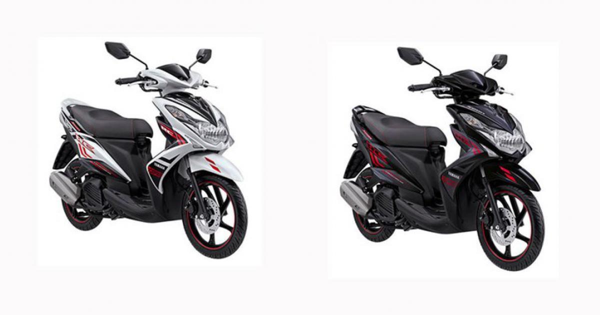 Yamaha Xeon RC 2015: Màu và tem xe mới, giá không đổi