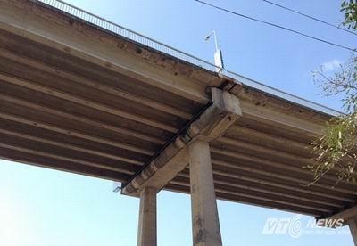 Khẩn trương sửa chữa cầu Thăng Long - Hình 1