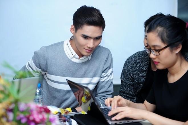 Quang Hùng: Tôi và Quỳnh Châu không diễn kịch yêu đương