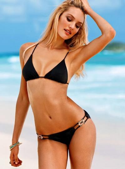 Eo thon diện bikini - Hình 1