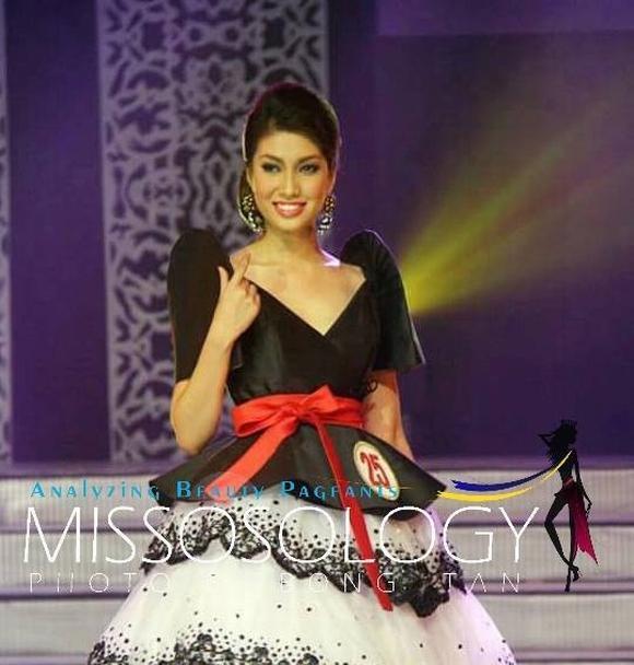 Hoa hậu Du lịch Quốc tế 2012 chết vì ung thư - Hình 2