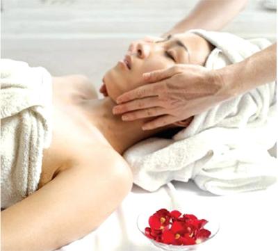 Massage để có gương mặt đẹp trong thời tiết hanh khô - Hình 1