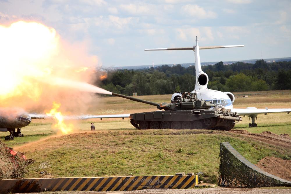 Nga sẽ phát triển xe tăng không người lái? - Hình 1