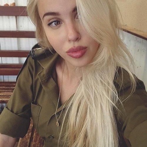 Nữ quân nhân xinh đẹp, nóng bỏng nhất Israel - Hình 2