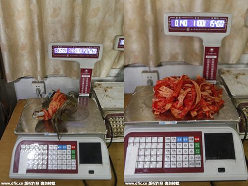 TQ: Quấn 31m dây để tăng cân nặng cho cua biển - Hình 2
