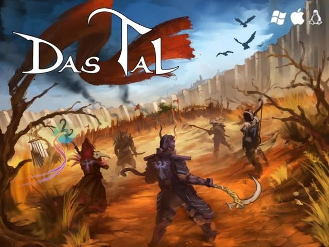 Das Tal - Game online cực độc đáo mở cửa cuối tháng 10 - Hình 1