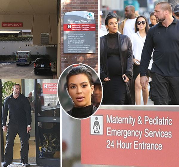 Hình ảnh bất cẩn khiến con đập mặt vào cửa xe của chị gái Kim - Hình 3