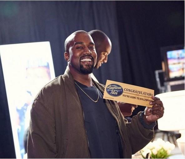 Kanye West tham gia vòng thử giọng American Idol mùa cuối - Hình 1