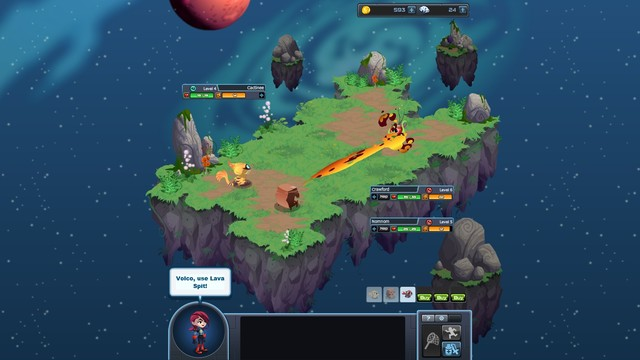Outernauts - Pokemon phiên bản ngoài hành tinh - Hình 3