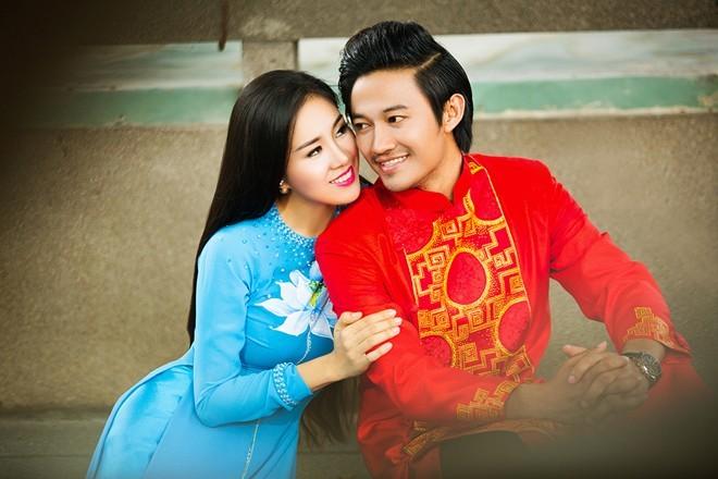 Quý Bình thừa nhận đang yêu Lê Phương - Hình 1