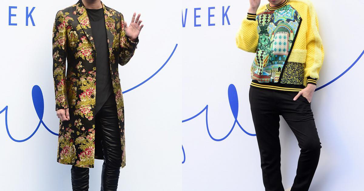 Sao Hàn xấu - đẹp tại tuần lễ thời trang Seoul