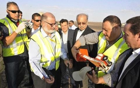 Hộp đen máy bay Nga bị rơi ở Ai Cập chỉ hư hỏng nhẹ - Hình 1