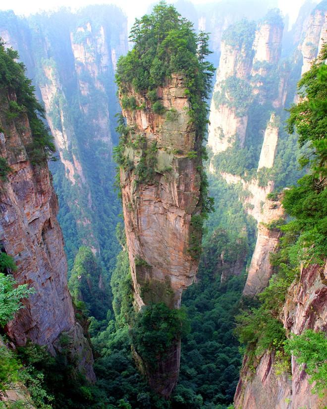 Những địa danh không thể bỏ qua khi ghé thăm Trung Quốc - Hình 1