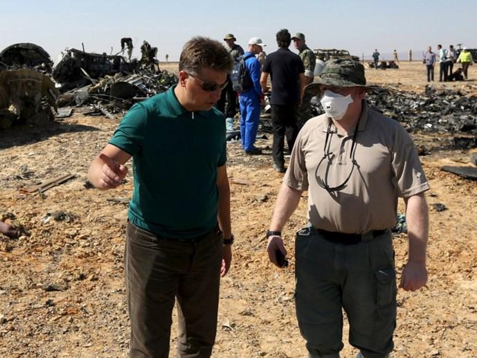 Hãng bay Nga ngừng sử dụng Airbus A321 sau vụ rơi máy bay ở Ai Cập - Hình 1