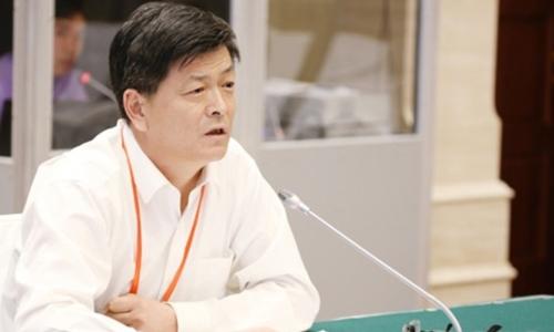 Trung Quốc điều tra cựu tổng biên tập báo đảng ở Tân Cương - Hình 1