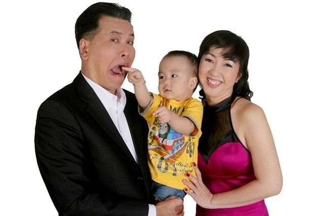 Nỗi lòng danh hài khi làm cha ở tuổi xế chiều - Hình 4