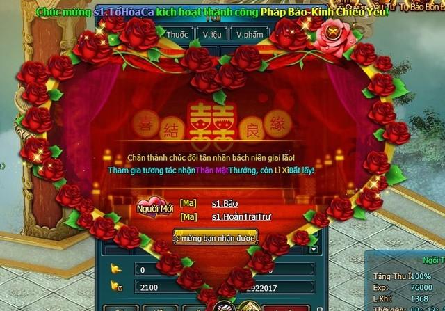 Game hay PK đã tay với Webgame Tam Tộc Chiến tại SohaPlay - Hình 6