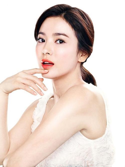 Bí kíp gương mặt đẹp như nữ thần của Song Hye-Kyo - Hình 3