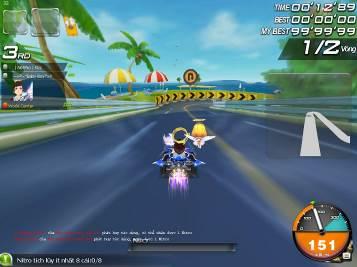 Cộng đồng 2S Online hào hứng đón Tết với xe, áo và đường đua mới
