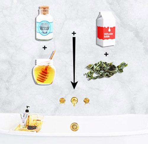 6 công thức dưỡng thể mềm mịn đón năm mới - Hình 5