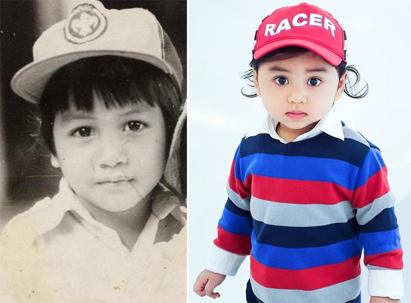 Con trai đáng yêu của nhiếp ảnh gia Nguyễn Long - Hình 2