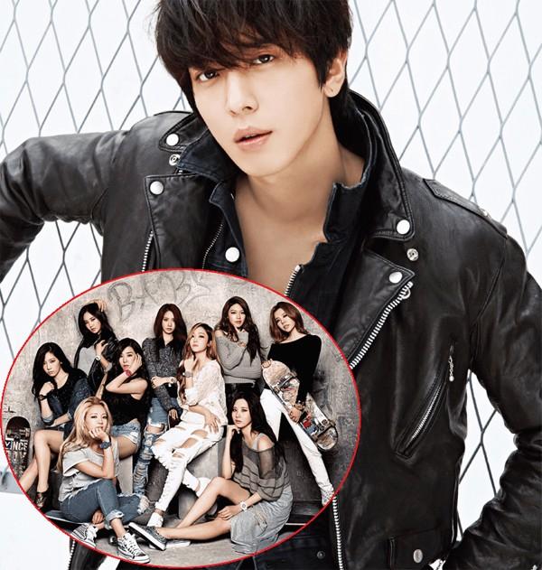 Jung Yong Hwa từng bị bắt gặp lén đi gặp SNSD - Hình 1