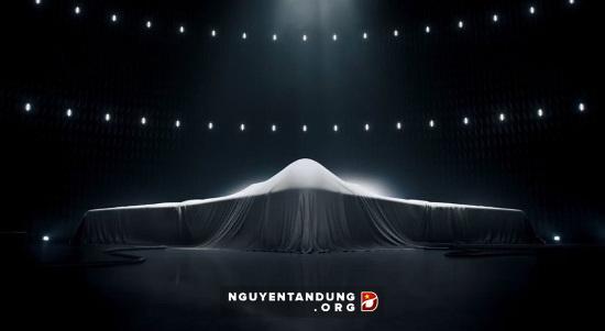 Lộ diện vũ khí bí mật Không quân Mỹ đang phát triển - Hình 1