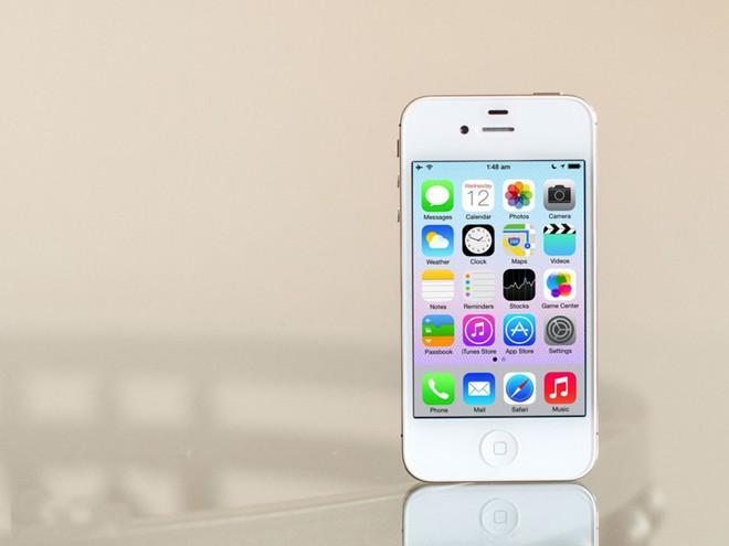 Đại lý giảm giá iPhone 4S chính hãng 1 triệu đồng - Hình 1