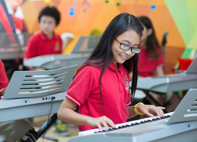 Đời sống học đường của các sao nhí The Voice Kid tại trường Tây Úc - Hình 2
