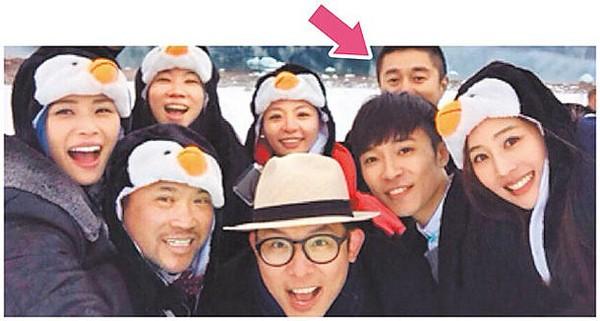 Lộ ảnh bạn trai của Từ Hiền Phi Trương Quân Ninh - Hình 1