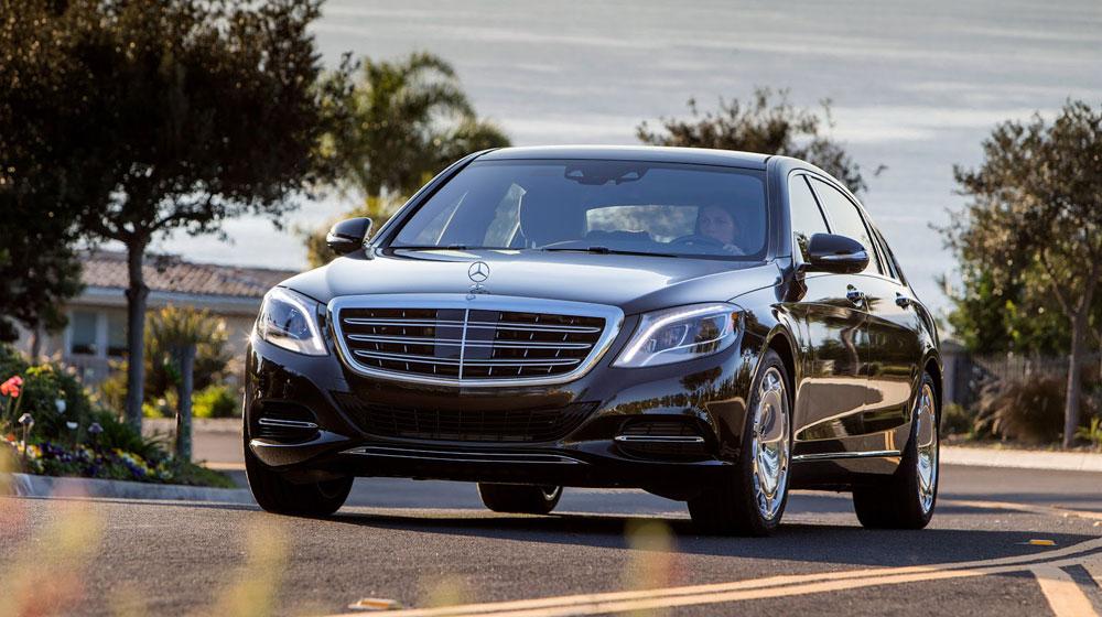 Mercedes-Benz dẫn đầu phân khúc xe sang trong tháng 1 - Hình 1