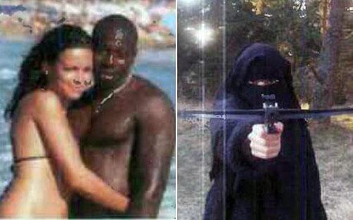 Nữ nghi phạm bị Pháp truy nã xuất hiện trong video của IS - Hình 2