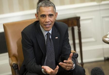 Obama gặp lãnh tụ tôn giáo lưu vong, chọc giận Trung Quốc - Hình 1