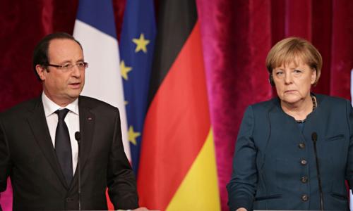 Thủ tướng Đức và tổng thống Pháp bất ngờ sang Nga - Hình 1