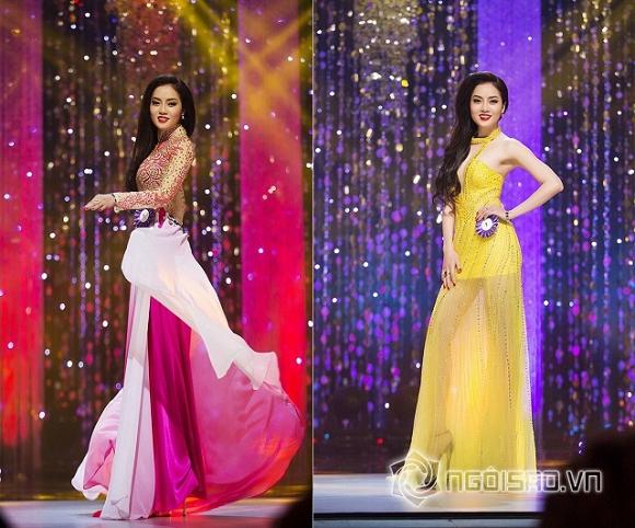 Ngắm nhan sắc đẹp rạng rỡ của tân Hoa hậu Jennifer Tiên Huỳnh