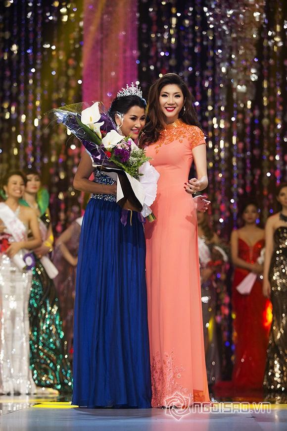 Nguyễn Khánh Di - Á hậu 3 Hoa hậu Phụ nữ người Việt thế giới 2015