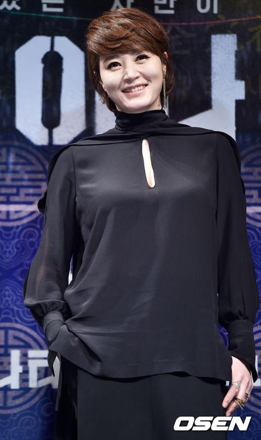 Bà trùm Kim Hye Soo phát tướng - Hình 1