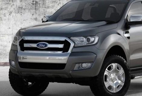 Chi tiết &'Vua bán tải' Ford Ranger 2015 sắp về Việt Nam - Hình 2