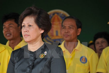Công chúa Campuchia từ chức Phó Chủ tịch thứ nhất FUNCINPEC - Hình 1