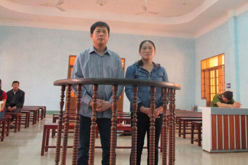 Gieo cái chết trắng, vợ chồng hờ dắt nhau vào tù - Hình 1